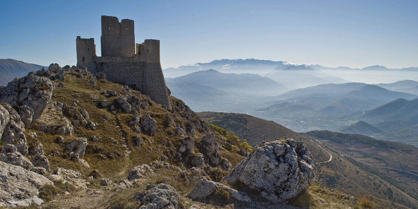 slide 11 – Rocca Calascio