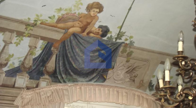 Pollutri: Palazzo storico in centro