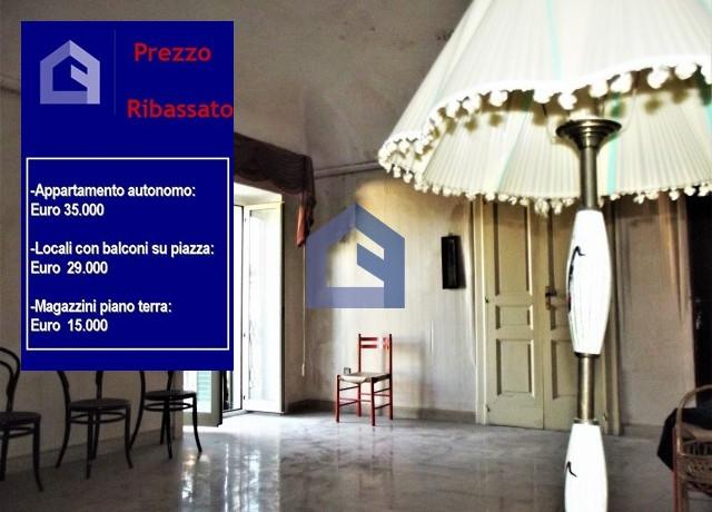 (Italiano) Atessa: occasione in  prestigioso palazzo storico