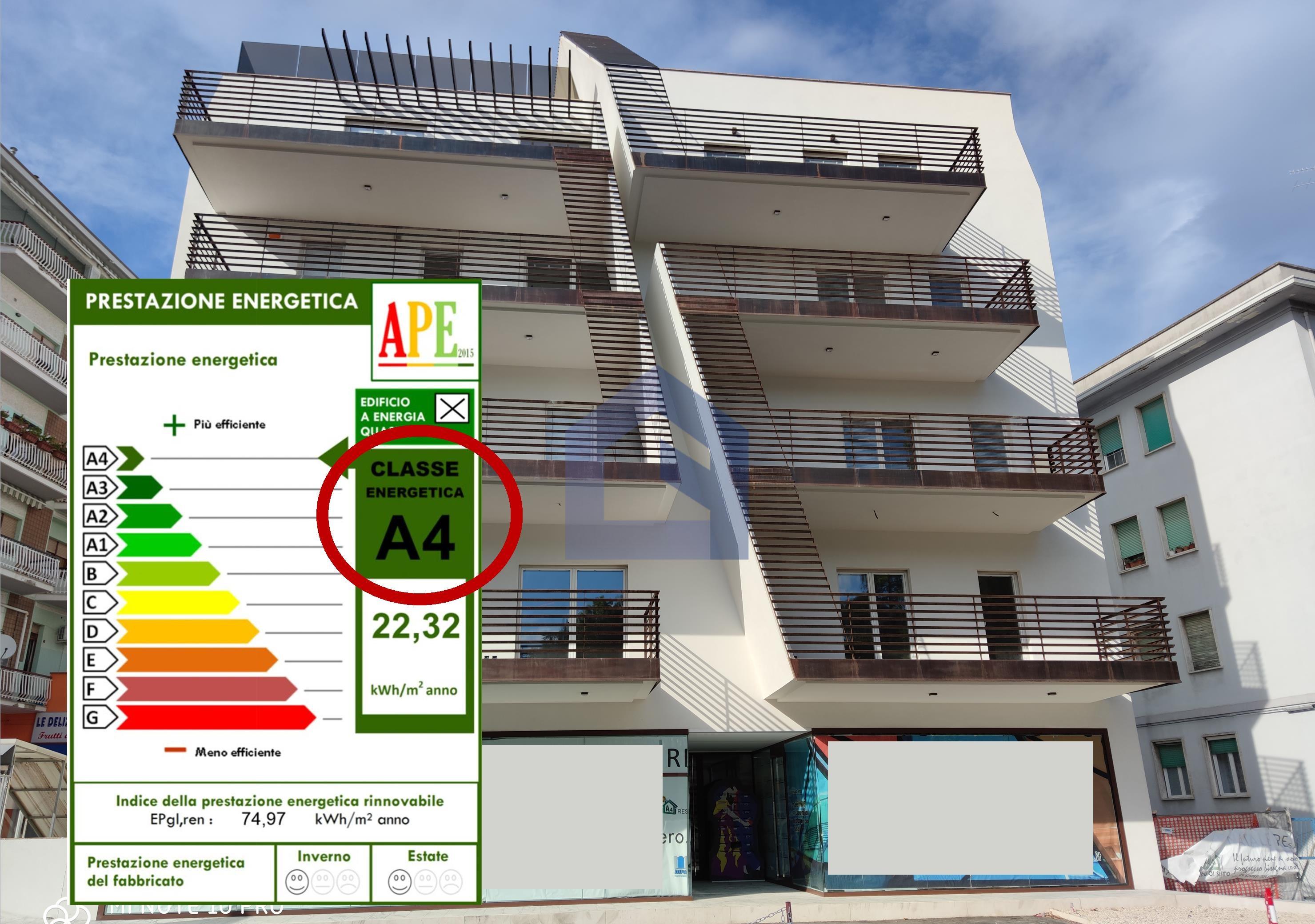 (Italiano) Lanciano centro, Appartamento nuovo in A4